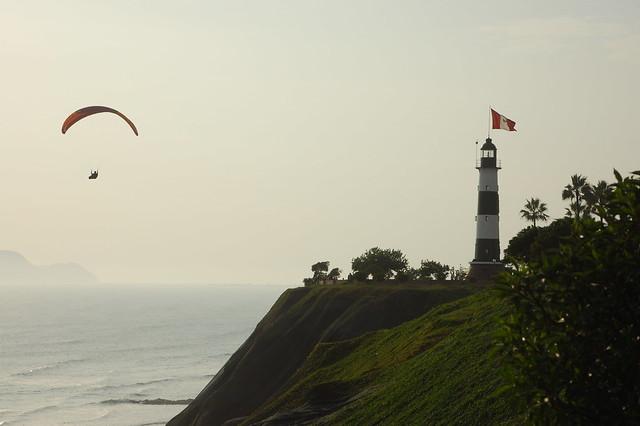 El Faro, Miraflores, Lima, Peru