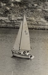 Sailing in Spain, 1975