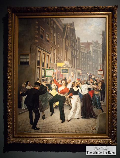 Hartjesdag, 1926 by Johnan Coenraad Braakensiek