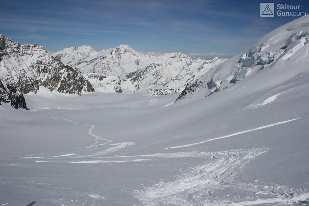 Strahlhorn Walliser Alpen / Alpes valaisannes Schweiz foto 06