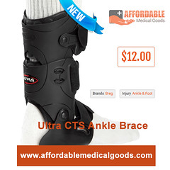 Ultra CTS Ankle Brace - Affordable Medical Goods
