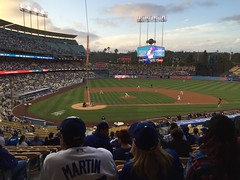Marlins Taking on Dodgers