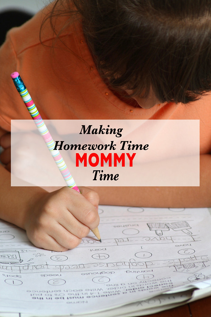 home-work time-mommy-time