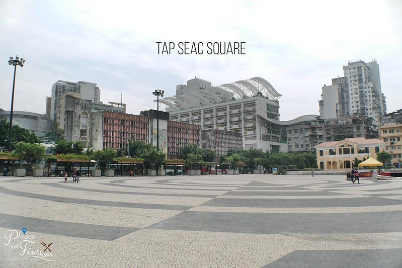 macau Tap Seac Square