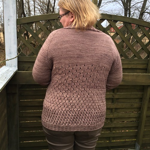Campside cardigan