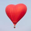 Heart shape ballooning