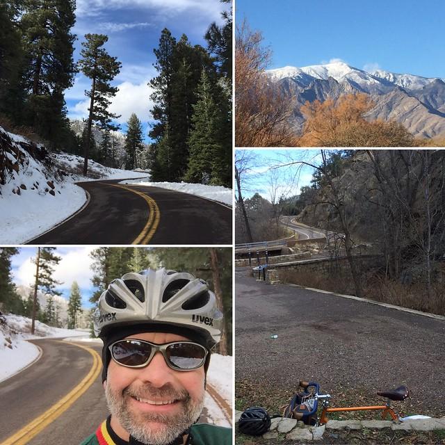 Mt Graham Christmas Ride :-)