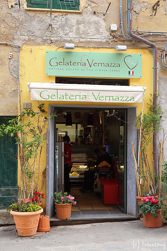 Gelateria Vernazza