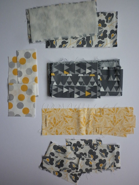Leftover grey and yellow