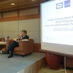 President Nakao meets global media, discloses ADB's record performance