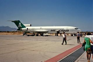 "Mexicana Boeing 727-264/Adv XA-HOH ""Cohamiata"""