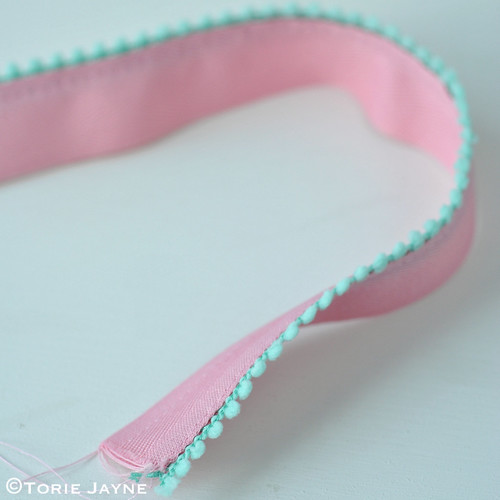 Pretty tote sewing tutorial 19