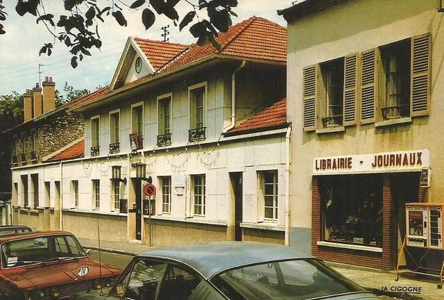 Rungis Mairie années 70 ou 80