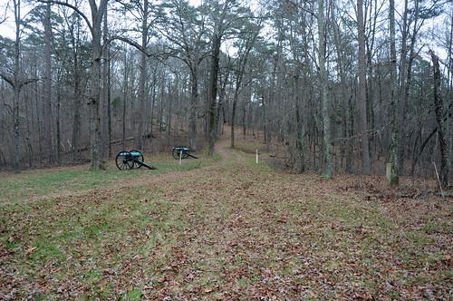 Chickamauga Battlefield Park, Snodgrass Hill 107