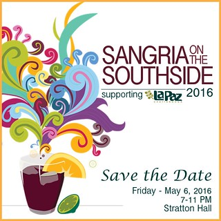 2016 Sangria on the Southside, Friday, May 6th at Stratton Hall