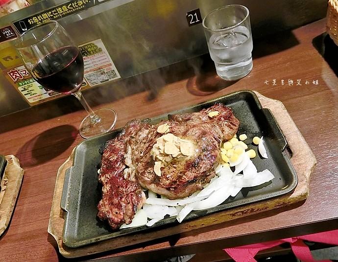 14  IKINARI steak いきなり ステーキ 立食牛排 海濱幕張
