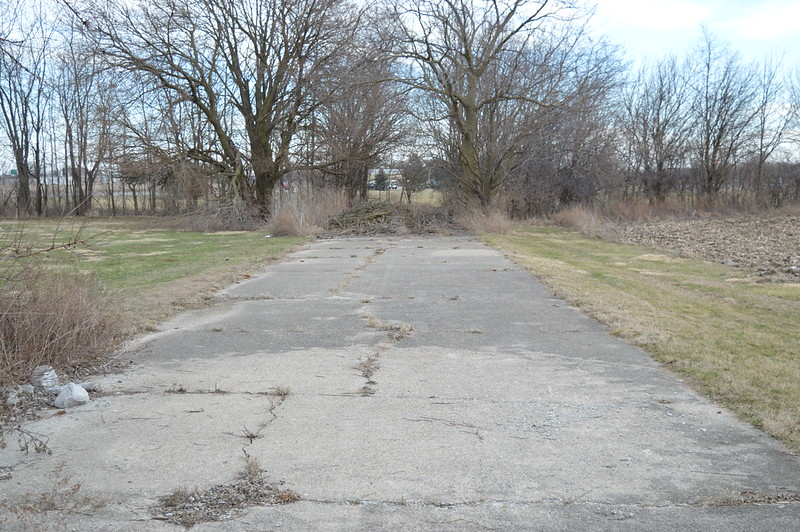 Abandoned alignment