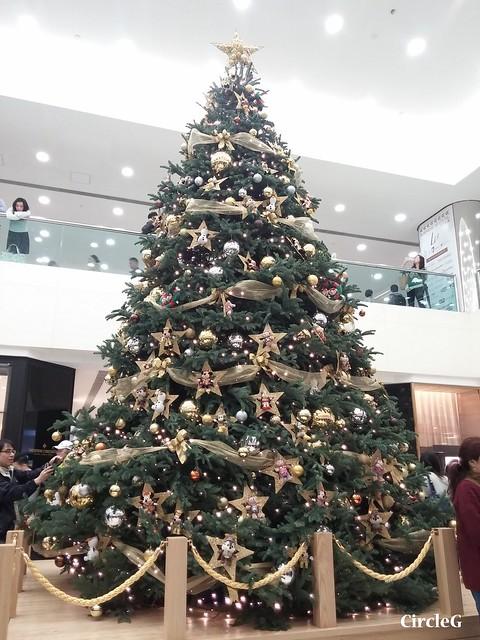 海港城 TST HONGKONG DISNEYLAND 尖沙咀 2015 CIRCLEG 聖誕裝飾 (1)