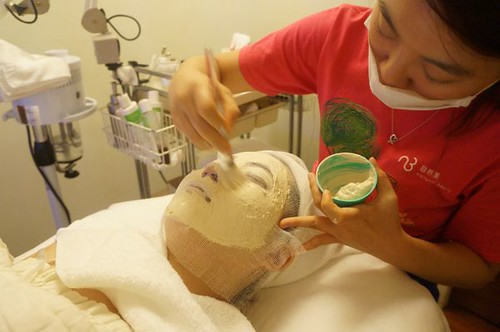 【轉貼】【 試保養 】Natural Beauty 自然美大墩店 細緻毛孔護理體驗 (42)