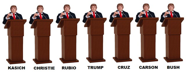 Republican Debate: Race to the Bottom