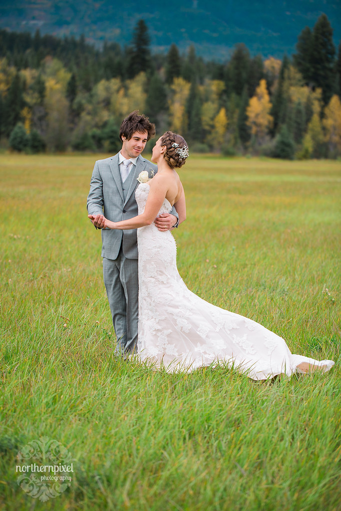 Tete Jaune BC Wedding
