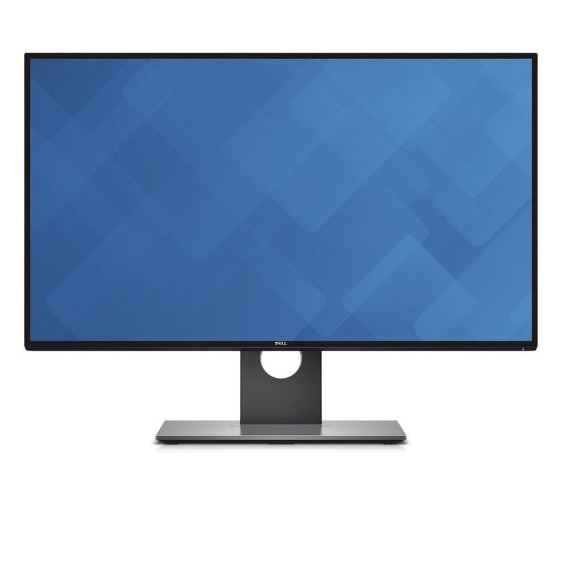 Dell UltraSharp 27 InfinityEdge Monitor (U2717D) - Front