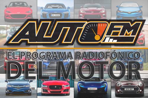 Auto FM Radio Programa Motor