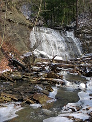 Hell Hollow, Lake Metroparks