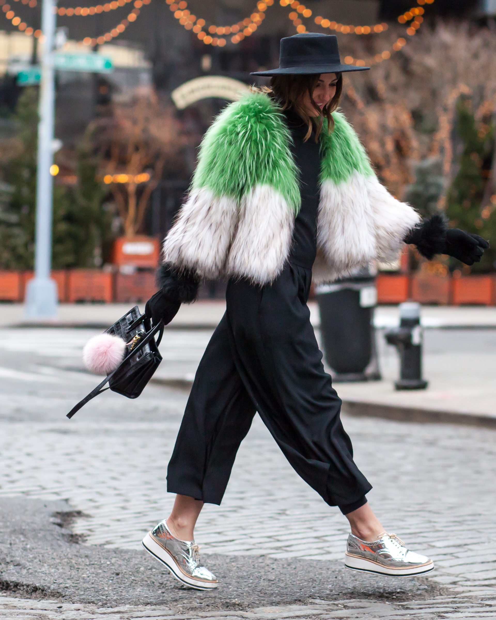 The best looks \u0026amp; bags on the streets during NYFW - Bag at You