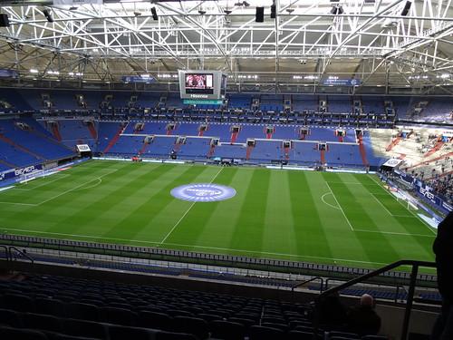 Schalke 3:0 Wolfsburg