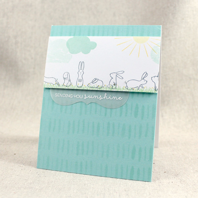 Sending You Sunshine Card