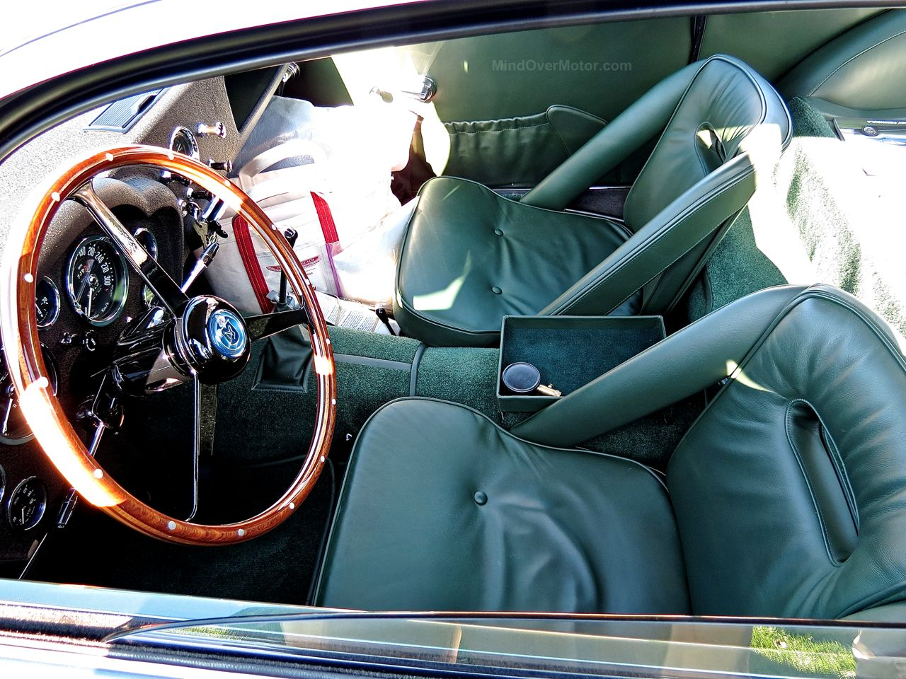 Aston Martin DB4 GT Zagato Amelia Island 14