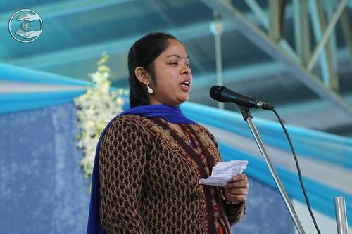 Poem by Vijay Laxmi from Nizamuddin