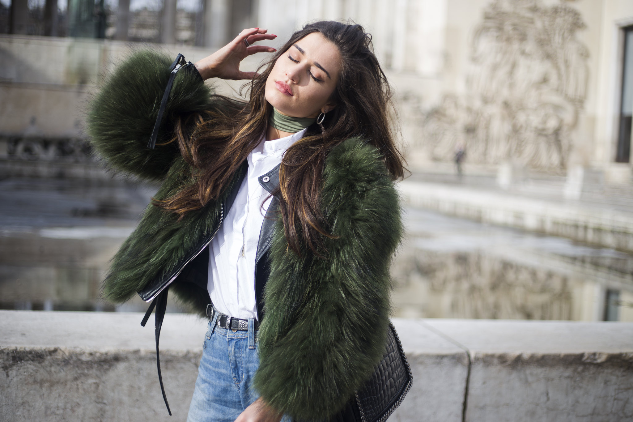 green fur paris 7
