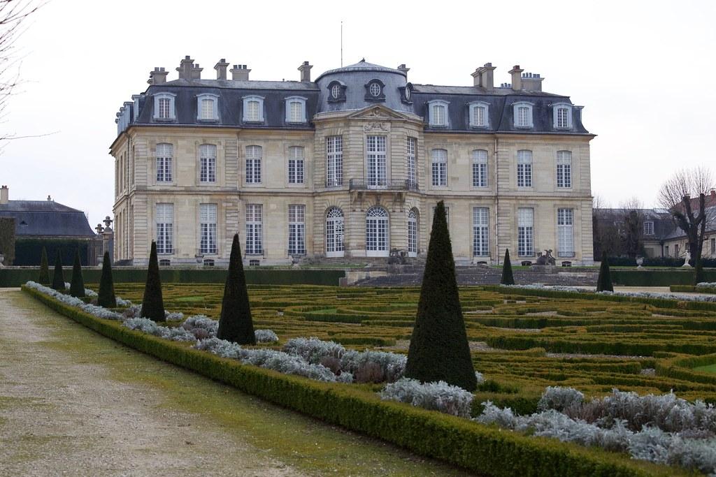 Ch U00e2teau De Champs-sur-marne -  U00cele-de-france