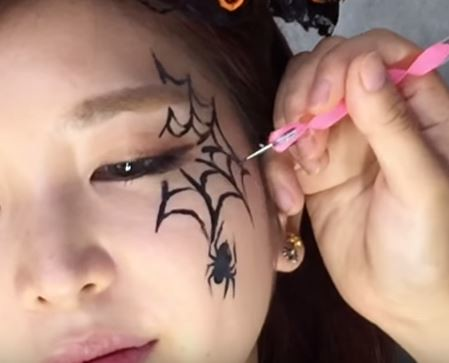 halloween-makeup-spider05