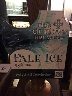 Durham, Pale Ice, England