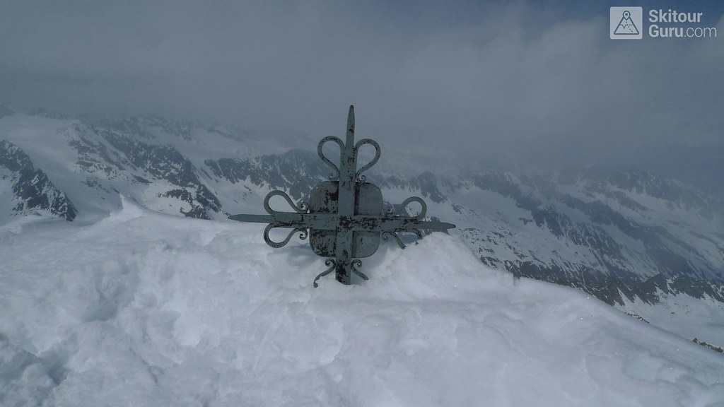 Östliche Seespitze Stubaiské Alpy Rakousko foto 12