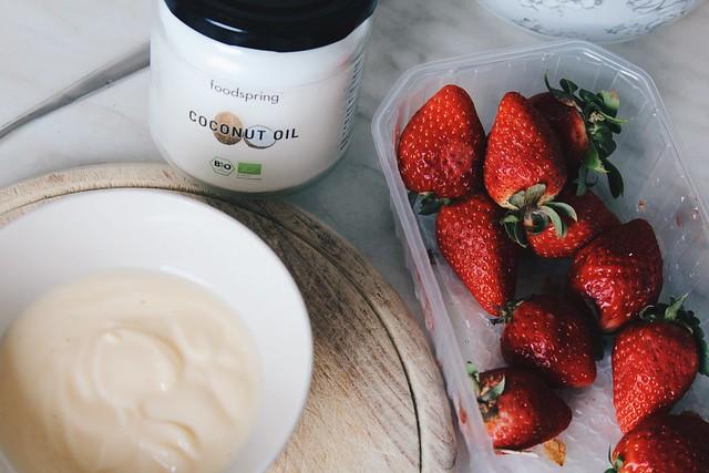 Easy quick breakfast idea foodspring lisforlois