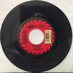 SA-FIRE:THINKING OF YOU(RECORD SIDE-B)