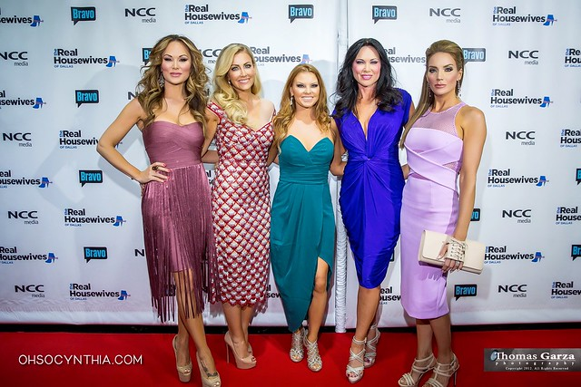 Real Housewives of Dallas Cast Party