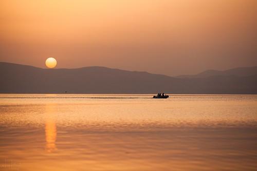 sunset summer sun lake beach beautiful beauty relax photography boat amazing nikon photographer awesome macedonia ohrid enjoy enjoyment goldenhour beautifulsunset makedonija wildbeach