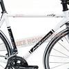 189-PERB-CIT-001 Performer CITY Claris-24速-49c 亮白黑標-彎把公路車4130鉻鉬鋼電鍍鋼叉R3000輪組