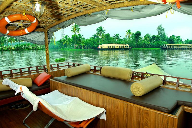 Indulge Yourself Kerala Houseboat