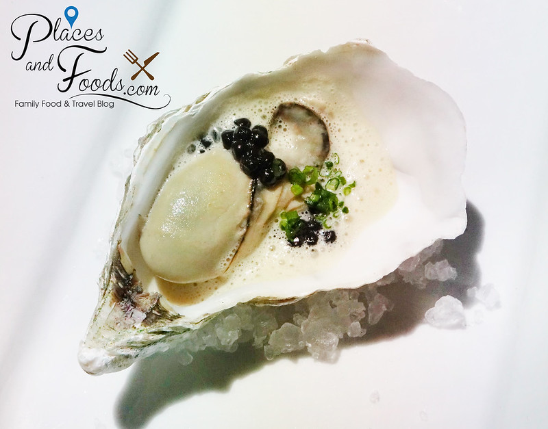 dcode by reservation penang irish oyster with caviar