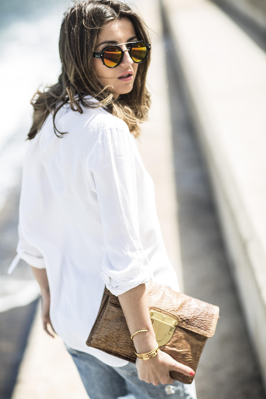 espadrilles Ulanka (s/s 16) (HERE) jeans Zara (old) ( similar here and here) shirt Zara (old) (similar here and here)