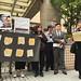 抗議移民署遣返Hydis工人記者會