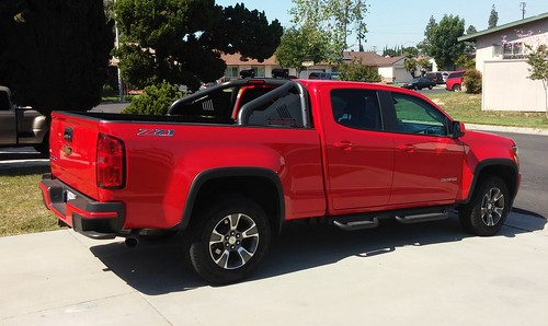Sport bar update chevy colorado gmc canyon aloadofball Images