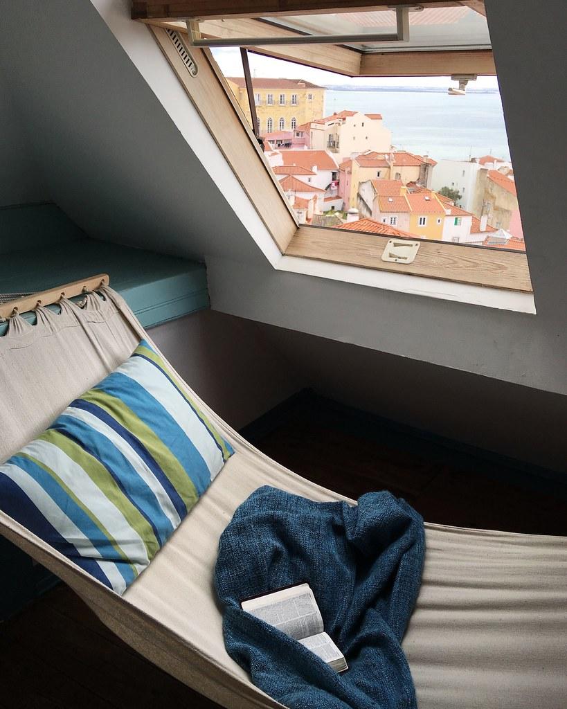 apartment-hammock