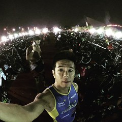 See you at the finish! #im703Putrajaya #triathlon #swimbikerun #cannondale #cannasia #triedge #transition